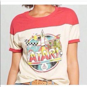Junk Food • Atari Graphic Tee • Large
